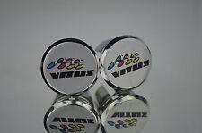 New Vitus TVT Handlebar End Plugs Bar Caps vintage guidon bouchons calotte