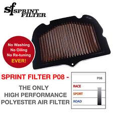 Sprint Filter Suzuki Hayabusa GSX1300R P08 Air Filter