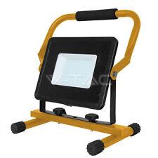LED Portable Work Light 50W Floodlight 240v