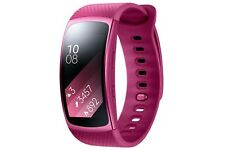 Official Samsung SM-R3600ZIABTU Gear Fit2 (Large) - Pink