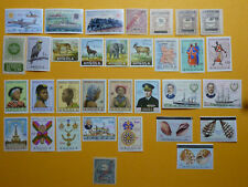 LOT 5343 TIMBRES STAMP POSTE AERIENNE ANGOLA CONGO CABINDA ANNEE 1911/1981