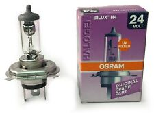 OSRAM H4 24V 70W Original Halogen Headlight Bulbs 64196 Lamp Bulb Clear