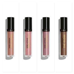 REVLON Super Lustrous Lip The Gloss 3.8ml - CHOOSE SHADE - NEW