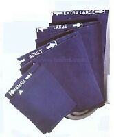 Blood Pressure Cuff Omron Intelli Sense Adult Arm X-Large 42 - 50 cm Fabric 1/EA