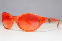 GIANNI VERSACE Mens Womens Vintage Sunglasses Red Square MOD 250 COL 543 24958