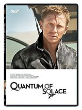 Quantum of Solace (DVD, 2009, Checkpoint; Sensormatic; Widescreen) NEW