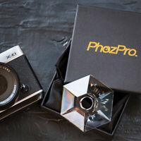 Vidrio óptico de Cristal Efecto Brillo Foto De Prisma Mágico Accesorio de estudio de fotografía