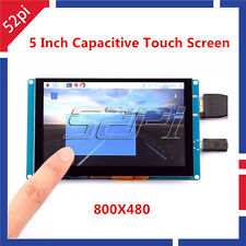 5 Inch 800x480 Capacitive Touch Screen for Raspberry Pi & BeagleBone Black & PC