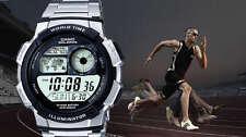 Casio Cronograph sport running g shock athletic watch garmin trail montre timex