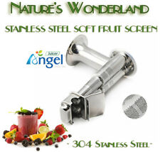 SOFT FRUIT Screen / Large holed Extractor Housing for Fruit ANGEL Juicer Angelia