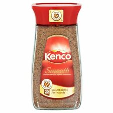 Kenco Freeze Dried Smooth Coffee - 100g - Pack of 4 (100g x 4) (3.53 oz x 4)
