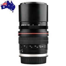 135mm F/2.8 Full Frame EF Mount Lens for Canon EOS 1300D 1100D 750D 650D 200D 5D