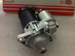 FORD SIERRA & SAPPHIRE 2.0 PINTO OHC & DOHC UPRATED NEW STARTER MOTOR 1987-1993