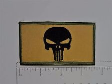 Punisher - Club Harley Biker Funny Motorcycle Iron On Small Patch
