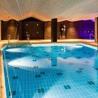 3T Wellness Müritz 2P @ 4* LUXUS SPA Hotel Amsee + Frühstück, Pool, Sauna uvm.