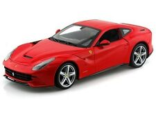 FERRARI F12 BERLINETTA RED 1/18  HOTWHEELS DIECAST CAR BCJ72