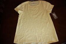 Shirt  Maternity Three Seasons T-Shirt Pullover Yellow  SZ S NWT NEW