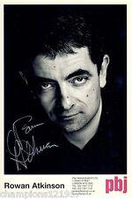 Rowan Atkinson ++Autogramm++ ++Mr. Bean++