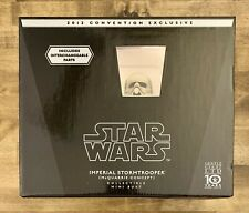 Star Wars Gentle Giant Imperial Stormtrooper McQuarrie Concept 353/1800 Sealed