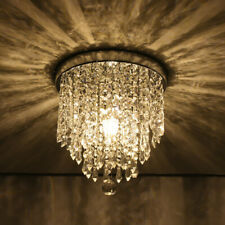 Modern Chandelier Crystal Ball Fixture Pendant Ceiling Lamp H9.84X W8.66IN USA