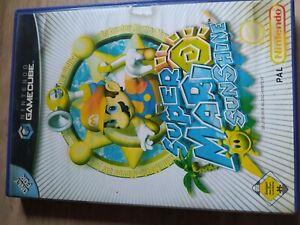 Super Mario Sunshine (GameCube GC, 2002) Nintendo
