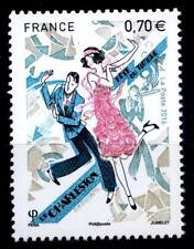 """Tänze. US-amerikanischer Gesellschaftstanz  """"Charleston"""". 1W. Frankreich 2016"""