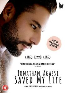 JONATHAN AGASSI CHANGED MY LIFE DVD [UK] NEW DVD