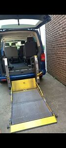 Ricon Wheelchair Lift 350kg Lifting Capacity Tail Lift 12 Volt Simple To Fit...