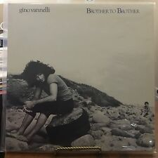 GINO VANNELLI BROTHER TO BROTHER VINYL LP 1978 1ST EDITION USA, A&M SP 4722