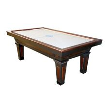 Driftwood Maple Dynamo Worthington Air Hockey Table