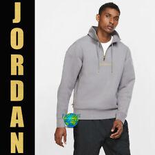Nike Men's Size Small Air Jordan MJ Remastered 1/4 Zip Pullover Top AT9820-056