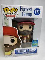 Funko Pop Forrest Gump Running #771 2019 SDCC Sandiego Comicon Exclusive New