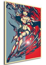 Poster - Propaganda Full - Fire Emblem Heroes - Celica Fallen