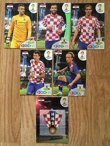 Panini Fifa World Cup 2014 Trading Cards - Hrvatska