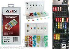 ABN 120pc Car Truck Mini Fuse Assortment 5,7.5,10,15,20,25,30 AMP New Free Ship