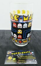 Vintage 1980 Pac-Man Glasses Shadow & Bashful Bally Midway Army Air Force CLEAN!