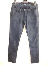 LEVI'S - JEANS half curve Skinny- W29 either 39 fr - GREY WASHED - authentic