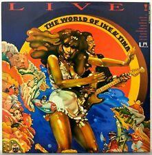 Ike & Tina Turner - The World Of Ike & Tina 2LP Gatefold Israel Pressing 1973