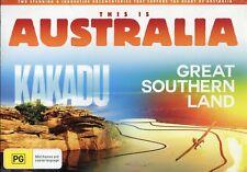 This Is Australia - Kakadu / Great Southern Land - Brand New - Region 4