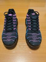 Nike Air Max Plus Miami Vice Shoes CI2368 001 Mens Size 10 New With Box DS