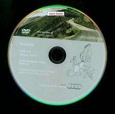 AUDI Navigation plus RNS-E DVD 2015 Mitteleuropa Deutschland Austria Swiss