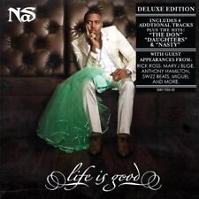 NAS -  LIFE IS GOOD - DELUXE EDITION  CD  NUOVO