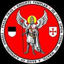 Knights Templar Angel Seal Shirt