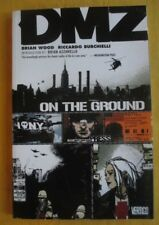 DMZ comic book  (A4 size) - On The Ground