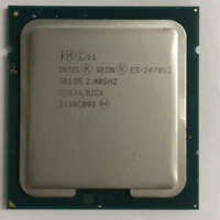 INTEL XEON E5-2470 V2 PROCESSOR 2.4GHZ/25M/4000 (SR19S) LGA 1356 CPU
