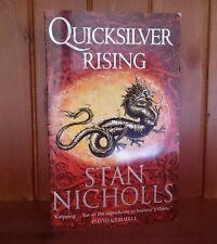 Stan Nicholls - Quicksilver Rising
