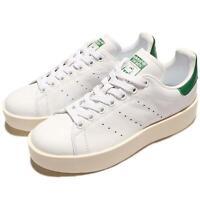 adidas Originals Stan Smith Bold W Platform White OG Green Leather Women S32266