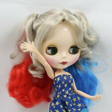 takara 12 long hair nude blythe doll Neo jointed Factory Free hands USA seller