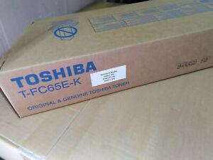 Toshiba Tonerkartusche T-FC65E-K Schwarz Original e-STUDIO 5540C Black