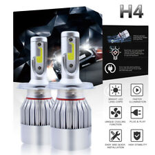 9003 LED Headlight Kit For Toyota Yaris 2006-2018 High Low Beam Headlamp Bulbs